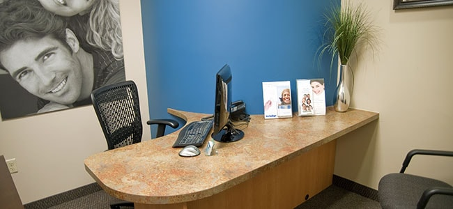 Princess Center Dentistry Front Desk