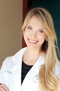 Dr. Katelyn Fenlong, general dentist for Princess Center Dentistry